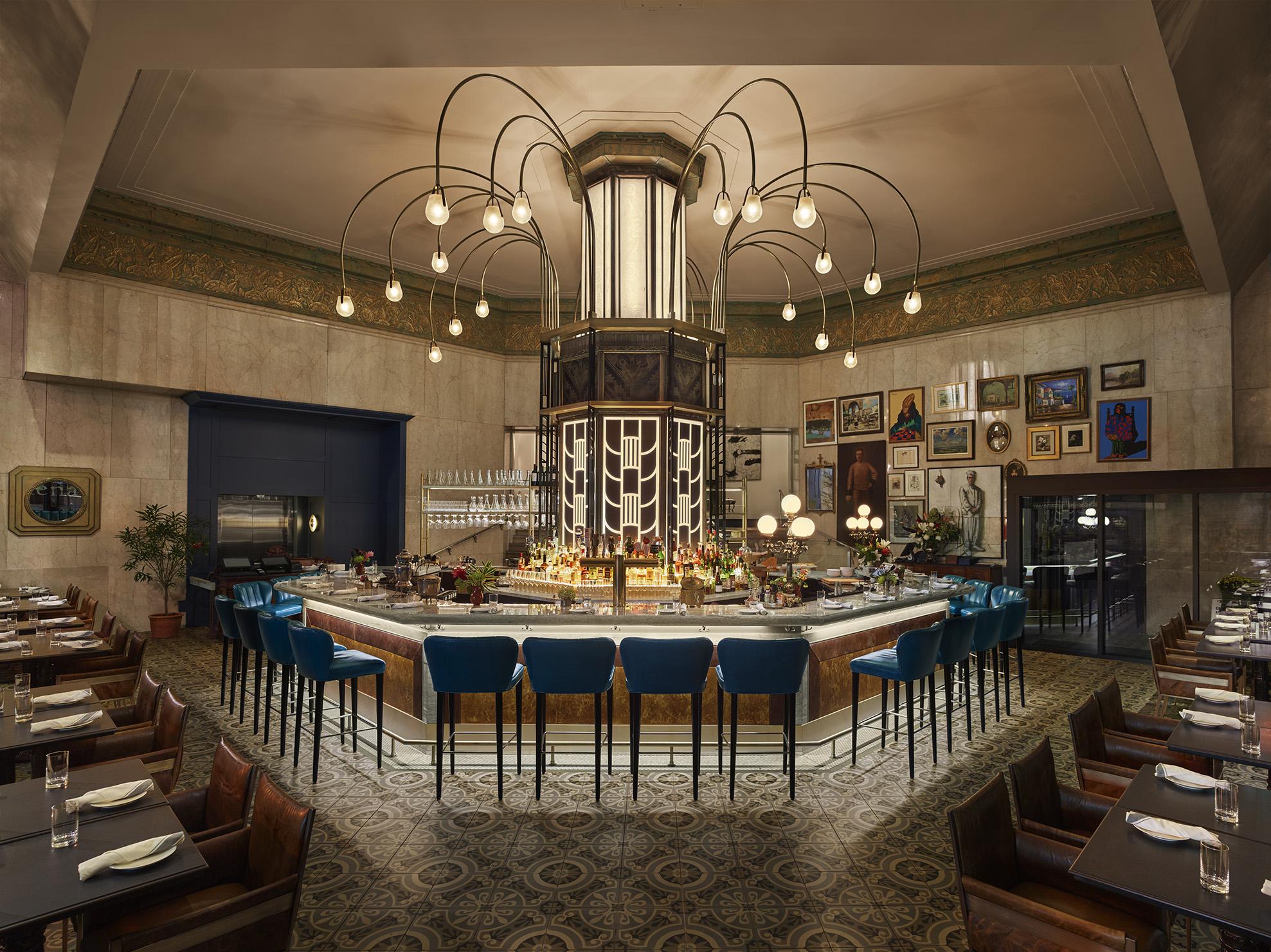 diseño de restaurantes y cafeterías