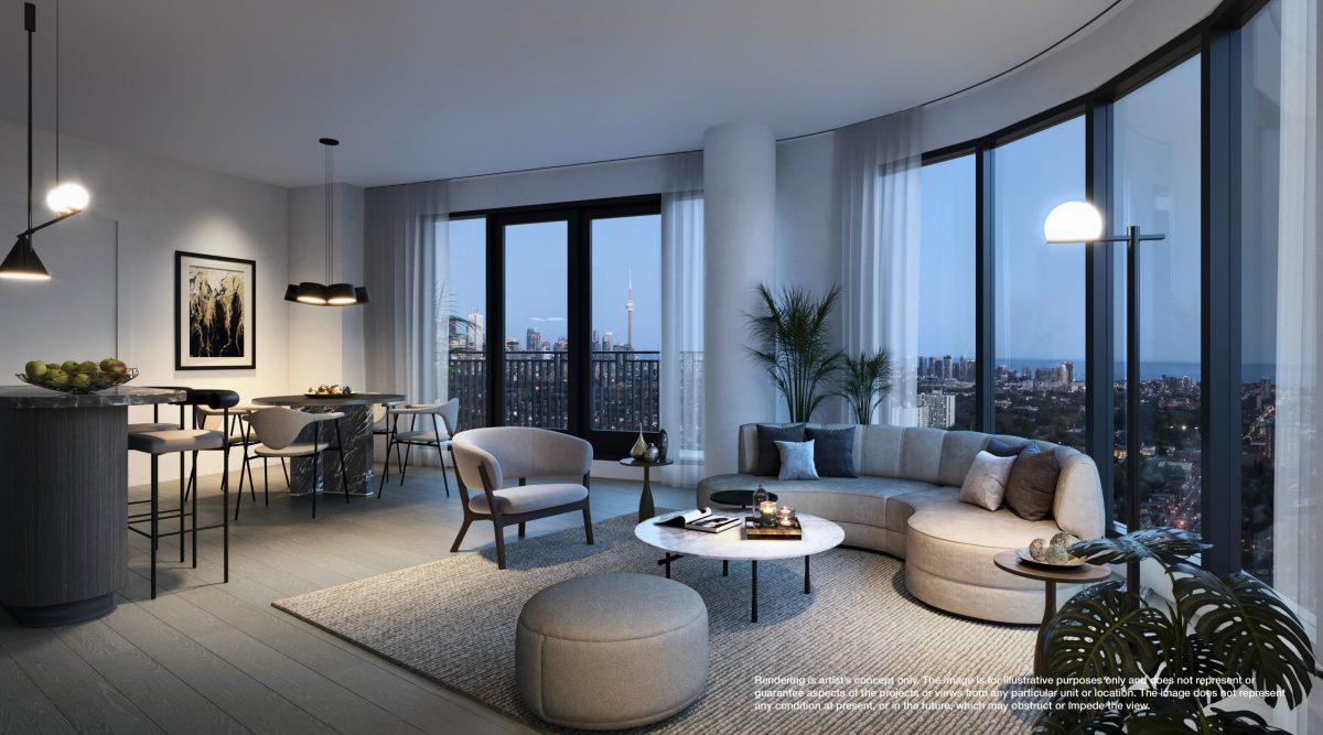 Galleria III Living Room